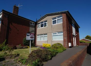 Thumbnail 2 bed flat for sale in Prospect Avenue, Barrow-In-Furness, Cumbria