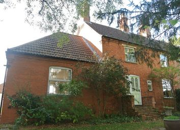 Thumbnail 3 bed semi-detached house for sale in Main Road, Dowsby, Bourne, Lincolnshire