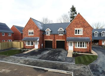Thumbnail 3 bedroom semi-detached house for sale in Church Close, Braybrooke, Market Harborough