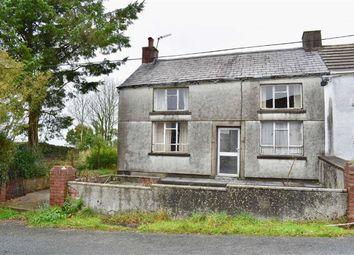 Thumbnail 2 bed semi-detached house for sale in Heol Yr Ysgol, Llanelli