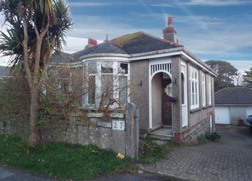 Thumbnail 3 bed detached house for sale in Falmouth, Cornwall