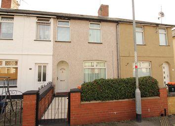 Thumbnail 3 bedroom terraced house for sale in Marshfield Street, Newport