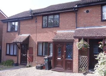 Thumbnail 2 bed terraced house to rent in Ascham Road, Grange Park, Swindon