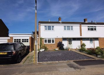 Thumbnail 5 bedroom semi-detached house for sale in Copse Hill, Harlow