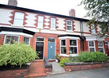 Thumbnail 3 bed terraced house for sale in Cawdor Street, Stockton Heath, Warrington