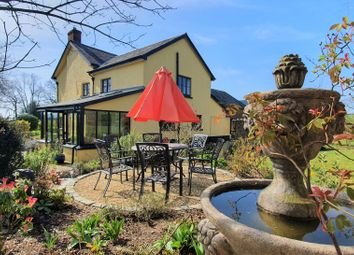 Thumbnail 5 bed detached house for sale in Buckerell, Honiton