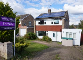 Thumbnail 3 bed detached house for sale in Rosemary Gardens, Camberley