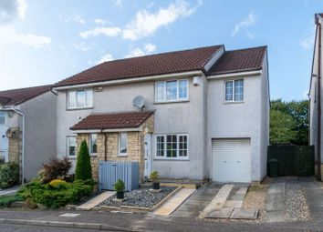 Thumbnail 3 bed semi-detached house for sale in Mure Avenue, Kilmarnock