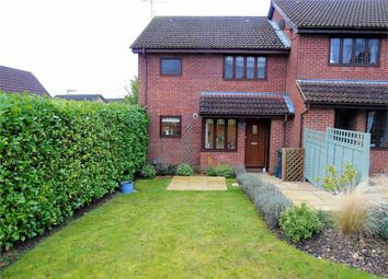 Thumbnail 1 bed end terrace house for sale in Essex Close, Frimley, Camberley, Surrey