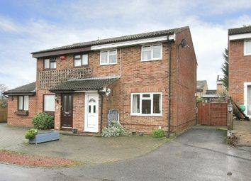 Thumbnail 3 bed semi-detached house for sale in Poynters Close, Artists Way, Andover