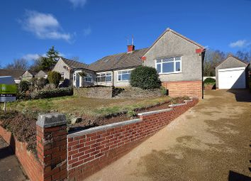 Thumbnail 2 bedroom semi-detached bungalow for sale in Everest Avenue, Llanishen, Cardiff.