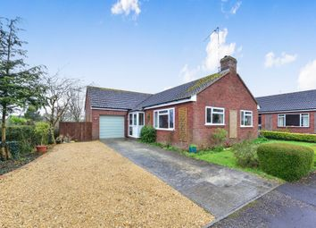 Thumbnail 3 bed detached bungalow for sale in Greenway Close, Wincanton