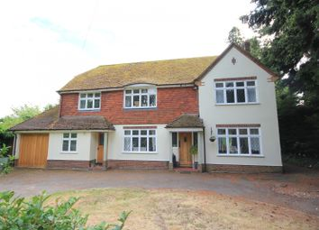 Thumbnail 4 bed detached house to rent in Chazey Road, Caversham, Reading