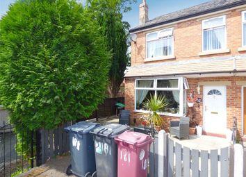 Thumbnail 2 bedroom semi-detached house for sale in Chester Close, Blackburn, Lancashire