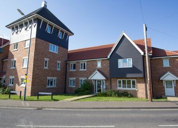 Thumbnail 2 bedroom flat for sale in Old Market Road, Stalham, Norwich