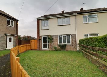 Thumbnail 3 bed semi-detached house for sale in Neville Crescent, Winterton, Scunthorpe