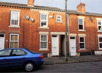 Thumbnail 3 bed terraced house for sale in Allestree Street, Alvaston