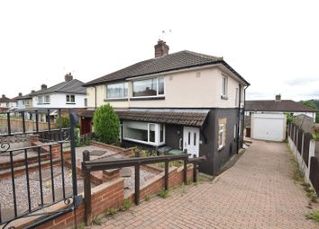 Thumbnail 3 bed semi-detached house for sale in Argie Avenue, Leeds, West Yorkshire
