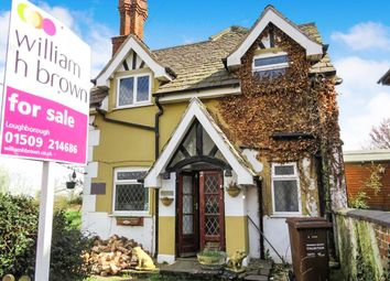 Thumbnail 2 bed detached house for sale in Main Street, Woodthorpe, Loughborough