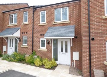 Thumbnail 2 bed terraced house for sale in Elizabeth Gardens, Hixon, Stafford