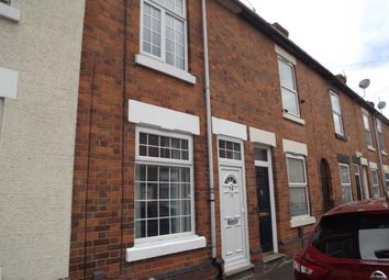 Thumbnail 2 bedroom terraced house for sale in Taylor Street, Derby, Derbyshire