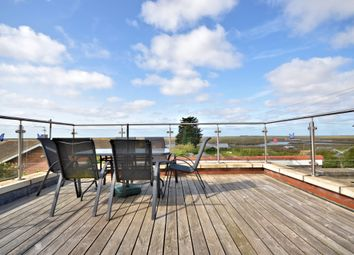 Thumbnail 3 bed semi-detached house for sale in Main Road, Brancaster Staithe, King's Lynn