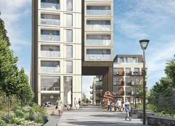 Thumbnail 1 bed flat for sale in 1 Cobalt Tower, Arklow Road, London