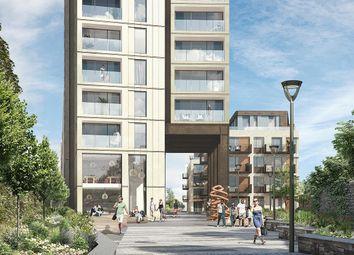 1 Cobalt Tower, Arklow Road, London SE8. 1 bed flat