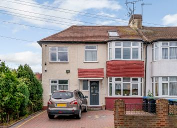 Thumbnail 5 bed semi-detached house for sale in Southbury Avenue, Enfield