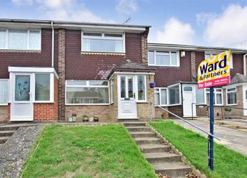 Thumbnail 2 bed terraced house for sale in Rutland Close, Dartford, Kent