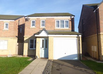 Thumbnail 3 bed detached house for sale in Wellesley Drive, Blyth