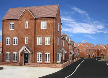 "Thumbnail 3 bed semi-detached house for sale in ""Brentwood"" at Riddy Walk, Kempston, Bedford"