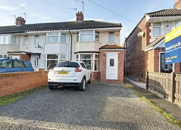Thumbnail 3 bedroom terraced house for sale in Woodlands Road, Hull