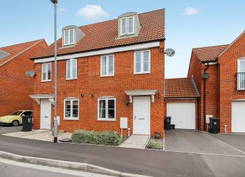 Thumbnail 3 bed semi-detached house for sale in Sharpham Road, Glastonbury