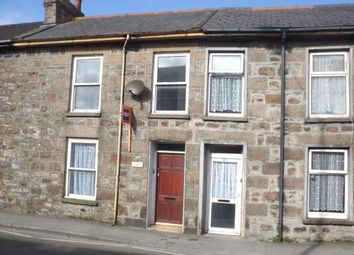 Thumbnail 2 bedroom maisonette for sale in Camborne, Cornwall