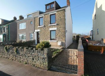 Thumbnail 4 bed semi-detached house for sale in Littledean Hill Road, Cinderford