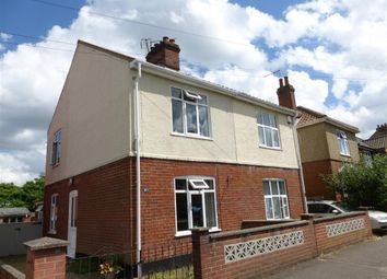 Thumbnail 4 bed semi-detached house to rent in Hotblack Road, Norwich