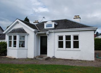 Thumbnail 2 bed detached bungalow to rent in Lodge Road, Inverness