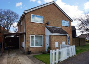 Thumbnail 2 bed semi-detached house for sale in Claygate, Ashford