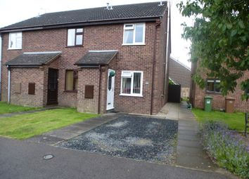 Thumbnail 2 bedroom end terrace house for sale in Neville Road, Sutton, Norwich