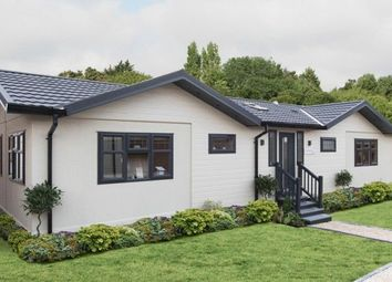 Thumbnail 2 bedroom mobile/park home for sale in Brockham Hill Park, Boxhill Road, Tadworth