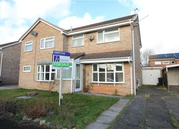 Thumbnail 3 bed semi-detached house for sale in Worle, Weston Super Mare