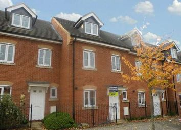 Thumbnail 4 bed town house to rent in Eagle Way, Hampton, Peterborough