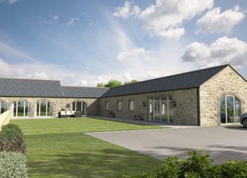 Thumbnail 3 bed barn conversion for sale in Cloverfield, Cavil Head Farm, Acklington, Northumberland