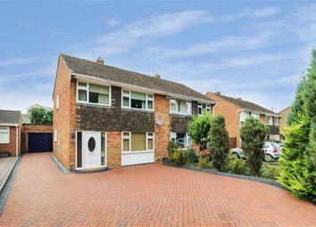Thumbnail 3 bed semi-detached house for sale in Kennett Avenue, Greenmeadow, Swindon