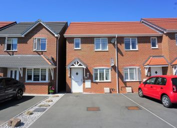 Thumbnail 2 bed end terrace house for sale in Garden Village, Saltney, Chester
