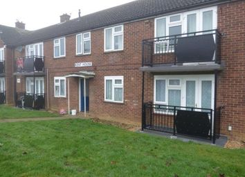 Thumbnail 2 bed flat for sale in Kent House, Surrey Place, Bletchley, Milton Keynes