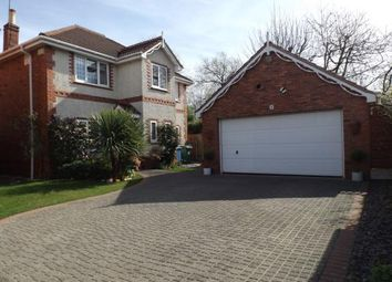 Thumbnail 4 bed detached house for sale in Byrons Drive, Timperley, Altrincham, Greater Manchester