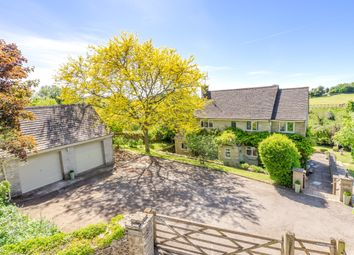 Easton Town, Sherston, Malmesbury SN16. 4 bed detached house for sale