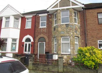 Thumbnail 3 bed flat to rent in Albany Road, Chadwell Heath, Romford